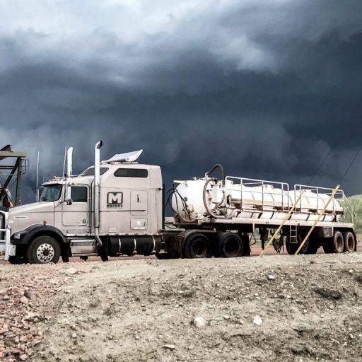 Magnus Storm Truck